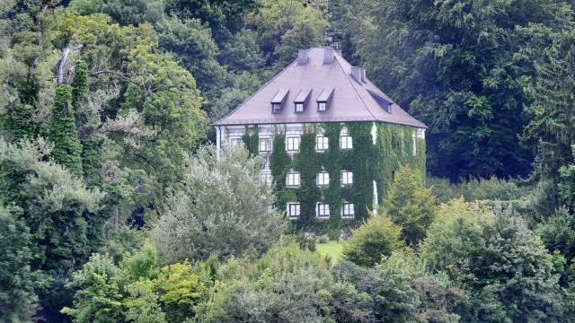 Starnberg, Starnberger See, Polizeischiff