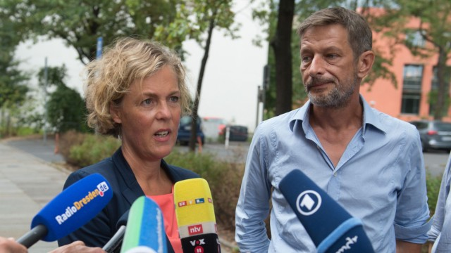 Gespräch ZDF-Mitarbeiter und Polizei