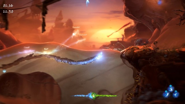 Screenshot Gamescom Ori and the Will of Wisps