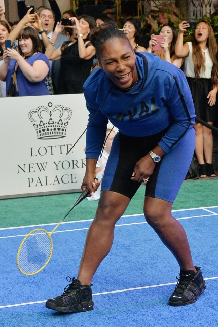 August 23 2018 New York NY USA August 23 2018 New York City Serena Williams attending the