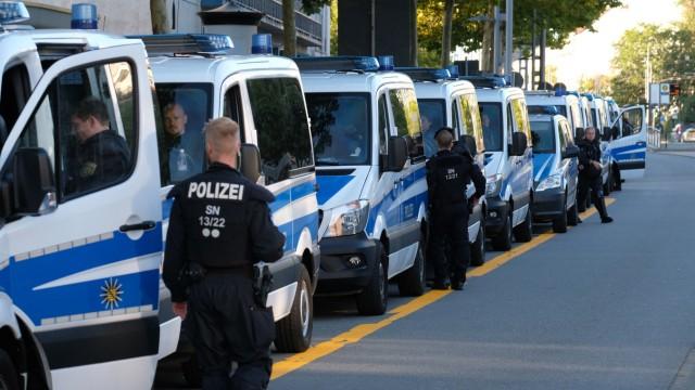 Stadtfest Chemnitz nach Tötungsdelikt abgebrochen