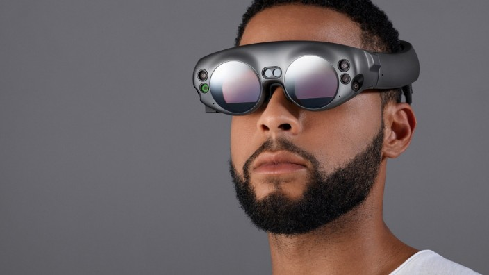Magic Leap AR-Brille