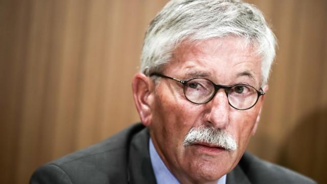 SPD-Politiker Thilo Sarazzin