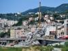 Genua nach dem Brückeneinsturz