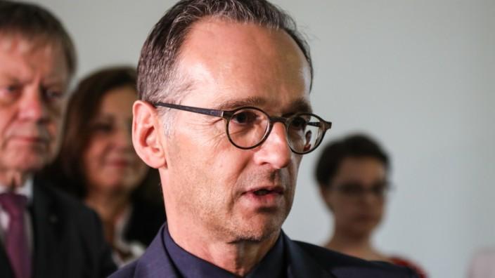 Aussenminister Heiko Maas
