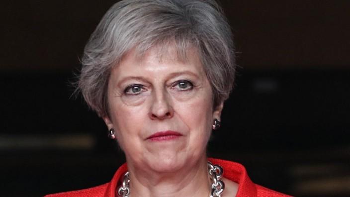 Brexit und die Folgen: In einem Gastbeitrag bekräftigte die britische Premierministerin May erneut ihre Forderungen.