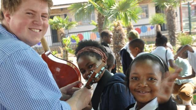 Adventskalender: Grafinger Jugendorchester in Südafrika Johannesburg Grafing Jugendorchester, Tour