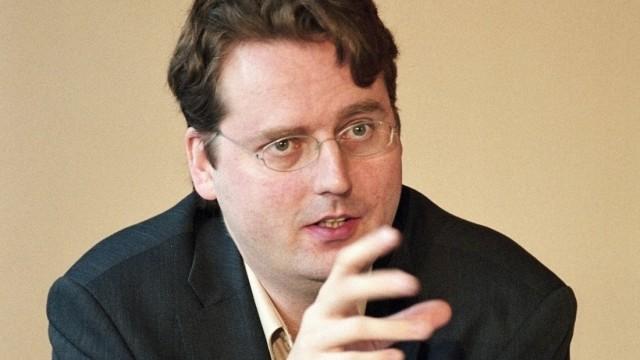 Dramaturg Bernd Stegemann