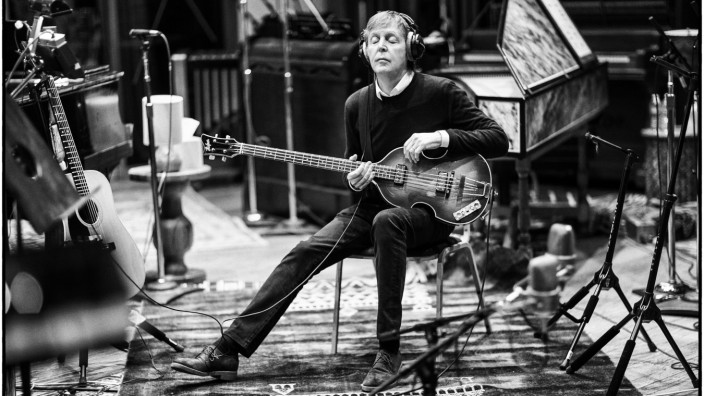 Paul McCartney (c) Universal Music