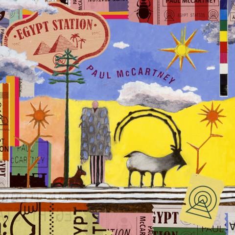 Paul McCartney - 'Egypt Station'
