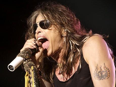 Aerosmith, Steven Tyler, AP