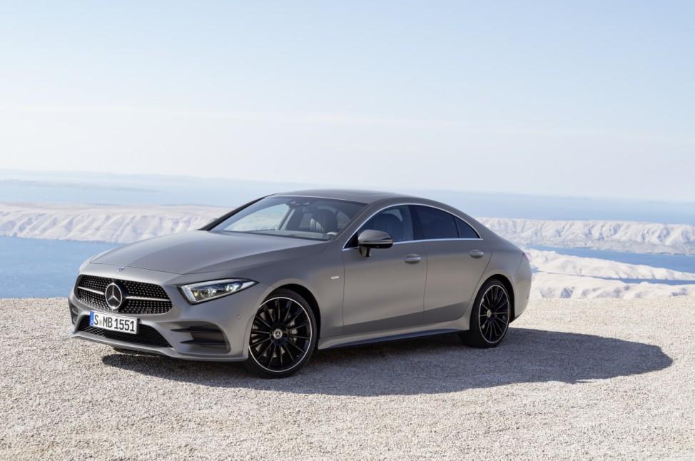 Der neue Mercedes-Benz CLS: Das Original in dritter Generation  The new Mercedes-Benz CLS: Third generation of the original