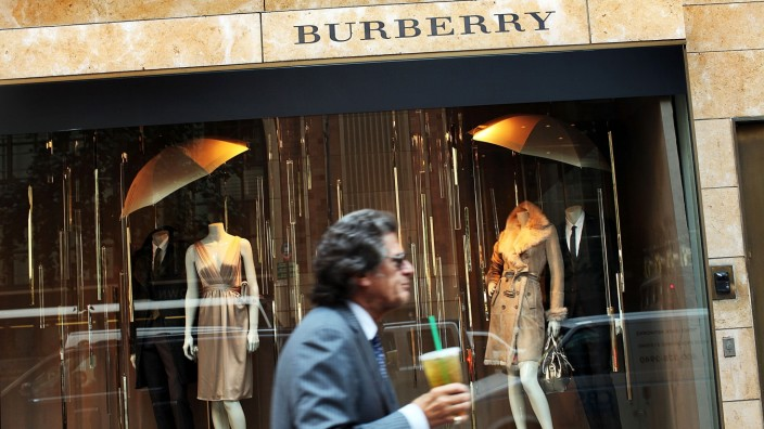 Burberry Sales Slow, Could Signal End To Luxury Brand Growth Streak