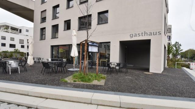 Das Genossenschaftsrestaurant Domagk liegt zwischen Mittlerem und Frankfurter Ring. (Foto: Catherina Hess)