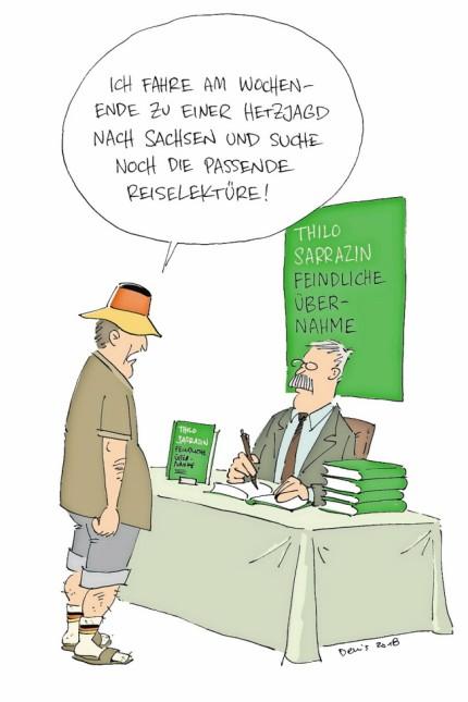 Sarrazin-Cartoon