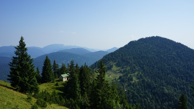 Fotos zur Grasbergalm