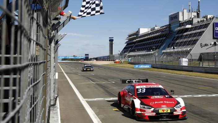 DTM-Rennen auf dem Nürburgring