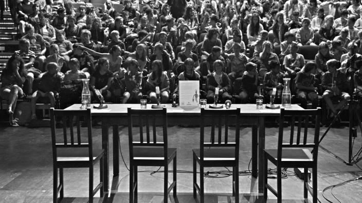 PR Bild Internationales Literaturfestival Berlin