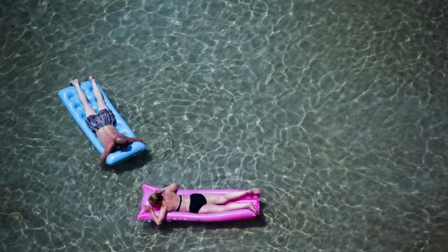 British Tourism In Benidorm