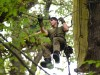 Hambacher Forst: Umweltaktivist Clumsy