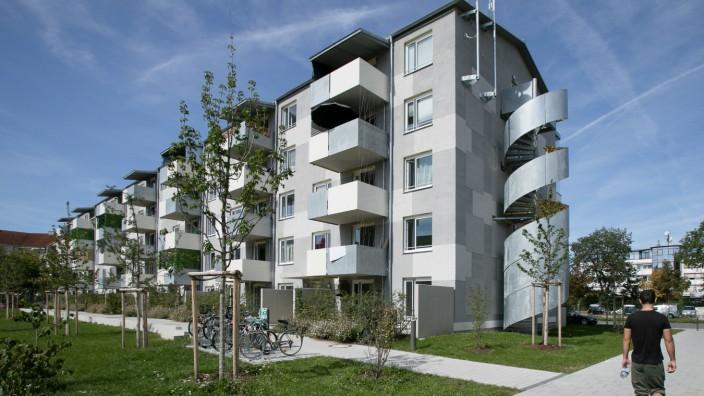 Wohnen für Alle, Wohnungsbesichtigung mit der SPD