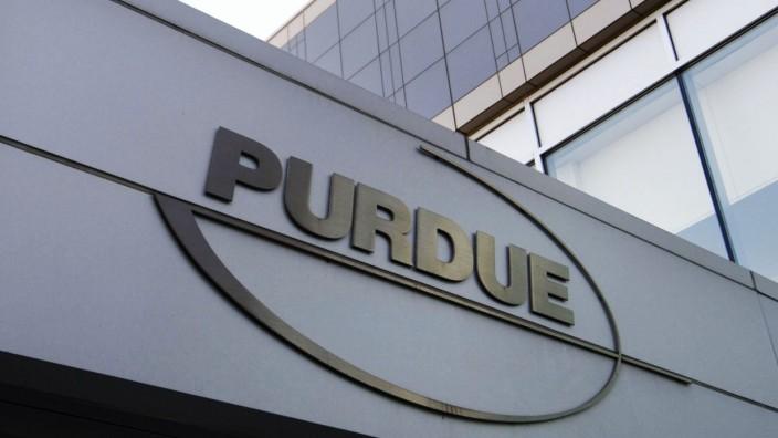 US-Milliardär Richard Sackler: Purdue Pharma erzielte mit dem Schmerzmittel Oxycontin (Oxycodon) Milliardenumsätze. Der Firma wird vorgeworfen, die Risiken von Opioiden kleinzureden.
