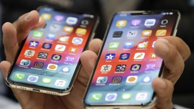 iPhone Xs: Apple präsentiert Neuheiten