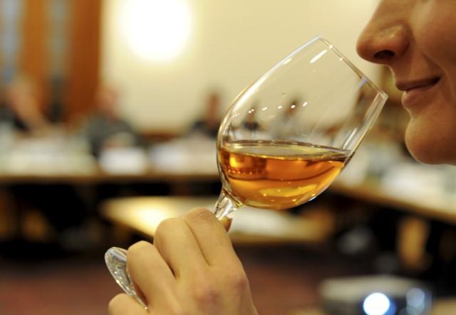 Sommelier-Schule im Norden: In Hamburg reifen Weinexperten