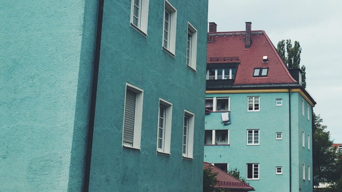 Wohnungen in der Stadt