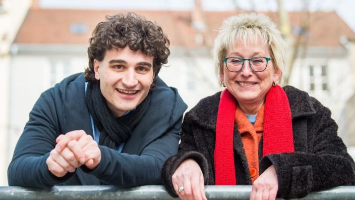 Spitzenkandidaten der Linke für die Landtagswahl