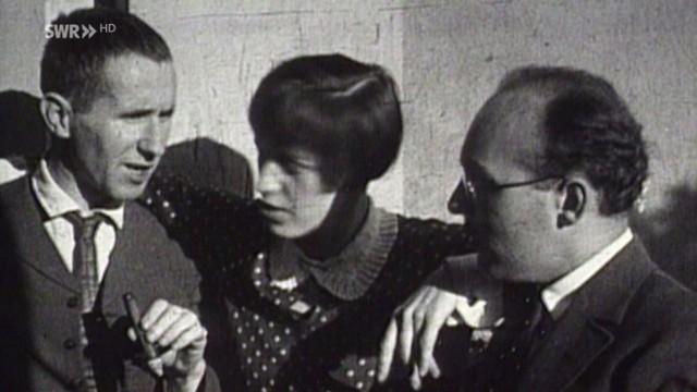 Screenshot: Film SWR: Brecht - Die Kunst zu Leben