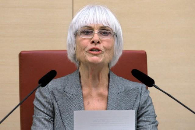 Barbara Rütting gibt Mandat zurück