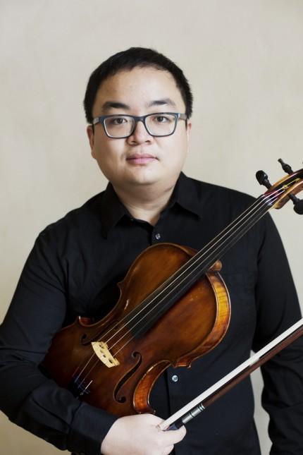 Diyang Mei ARD-Musikwettbewerb