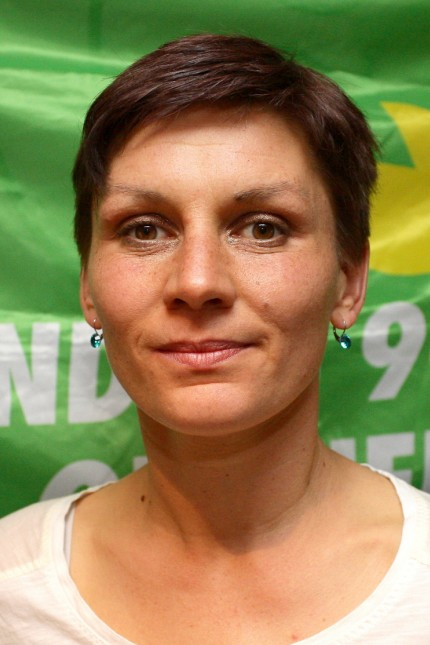 Landtagswahl: Susanne Günther (Grüne)