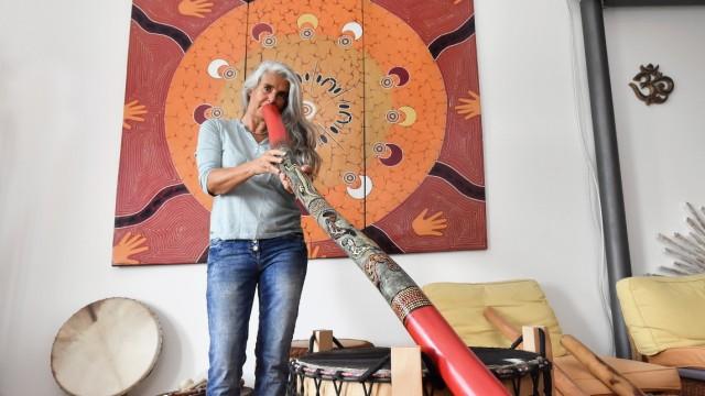 Utting, Didgeridoo, Jaya Peters