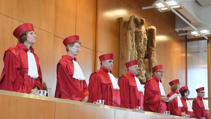 Bundesverfassungsgericht urteilt zum Zensus 2011