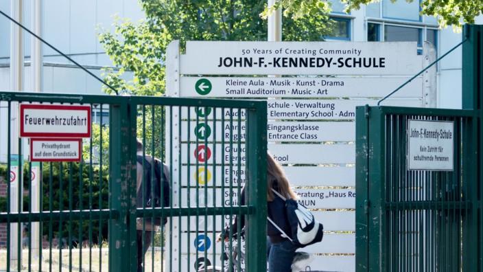 Kennedy-Schule äußert sich zu Antisemitismus-Fall