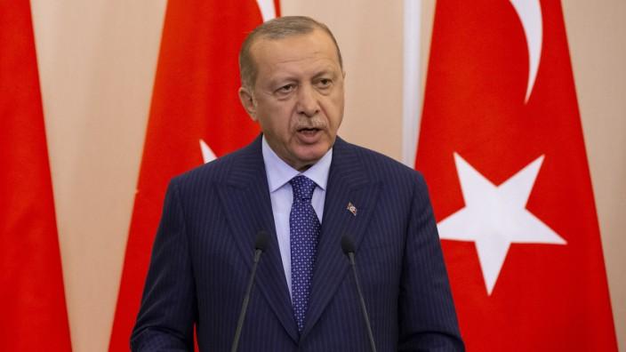 Erdogan Staatsbesuch Deutschland