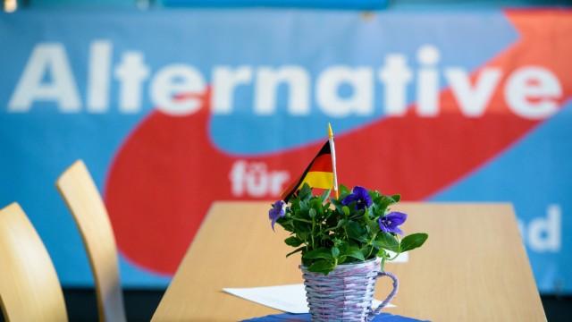 AfD-Landesparteitag im Saarland