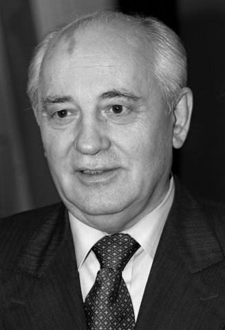 Michail Gorbatschow, 1997