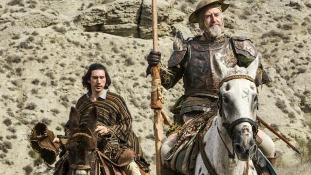 The Man Who Killed Don Quixote, Kinostart 27.9.18,  (c) Concorde
