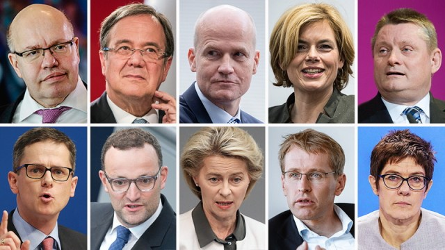 CDU-Politiker
