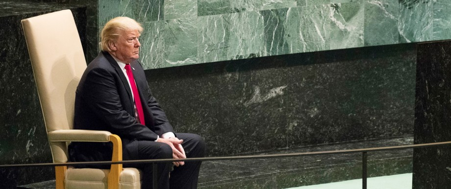 Generaldebatte der UN-Vollversammlung