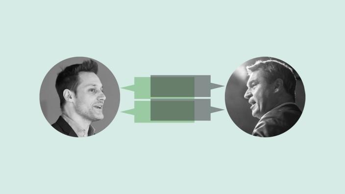 Söder und Hartmann - Faktencheck des TV-Duells