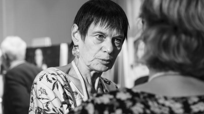 Frauen: Die Französin Sylvie Paycha lehrt Mathematik an der Universität Potsdam.