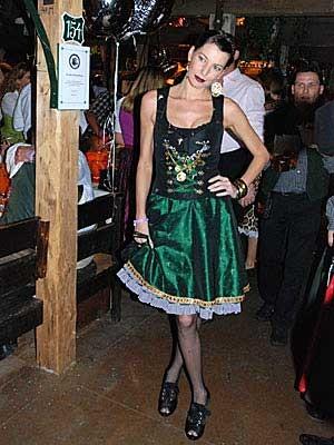 Modesünden auf dem Oktoberfest