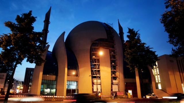 Bericht: Erdogan will Kölner Ditib-Moschee besuchen