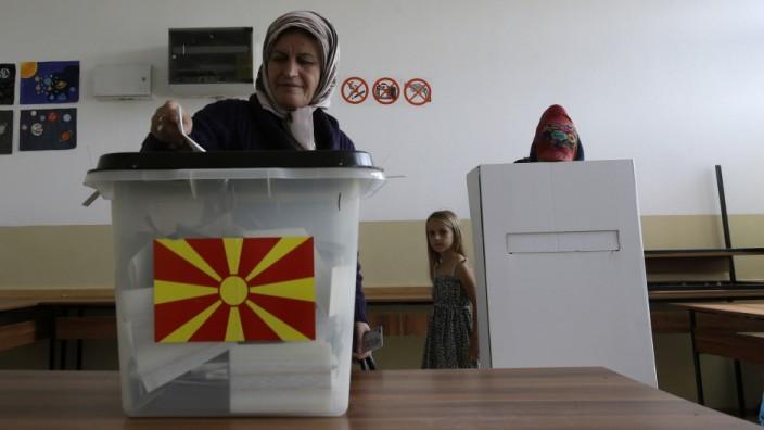 Referendum in Mazedonien