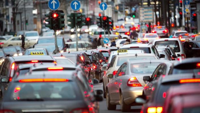 Autoverkehr in Deutschland