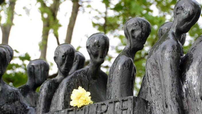 Todesmarsch-Mahnmal Dachau